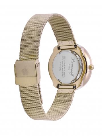 Комплект часы модель 10659A3 «Milano» и браслет «Golden moon»
